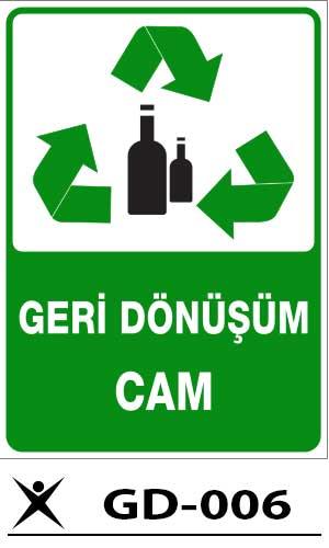 Geri Donusum Ikaz Levhalari